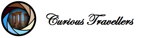 'Curious Travellers' Logo